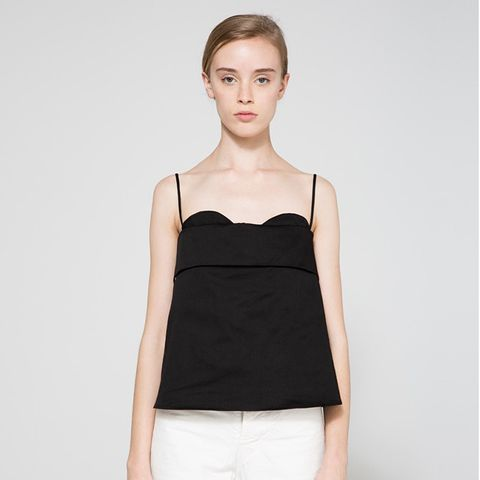 Valentine Top in Black