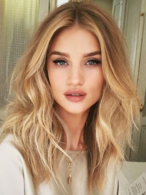 Exclusive: Rosie Huntington-Whiteley on Her Night-Time Beauty Routine