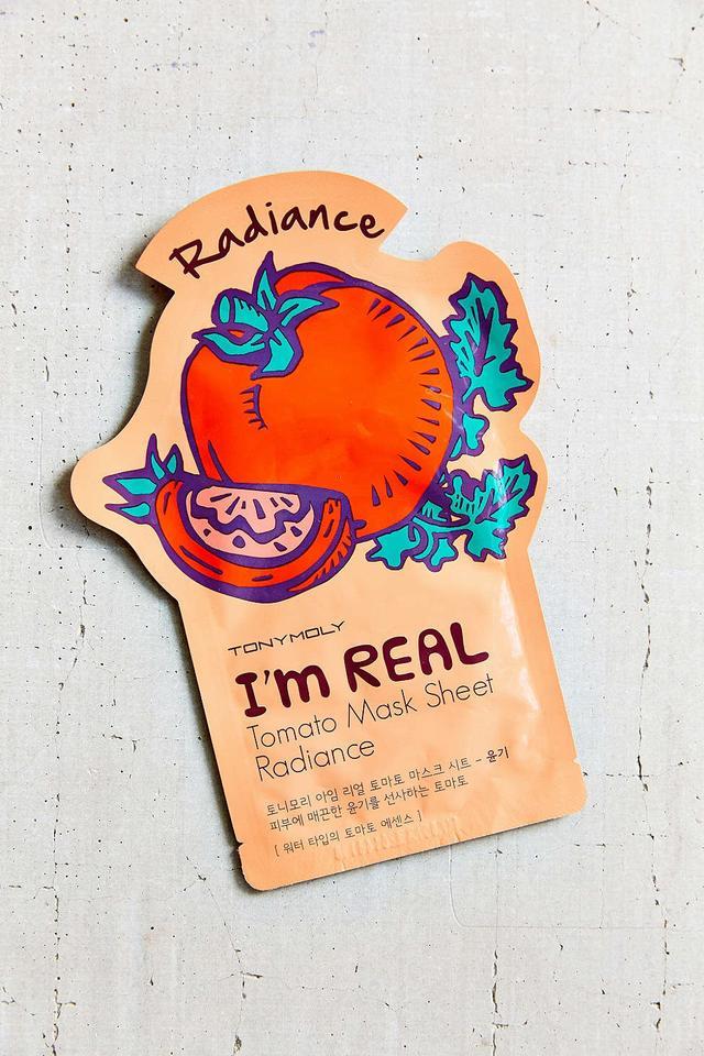 Tony Moly I'm Real Tomato Mask Sheet Radiance