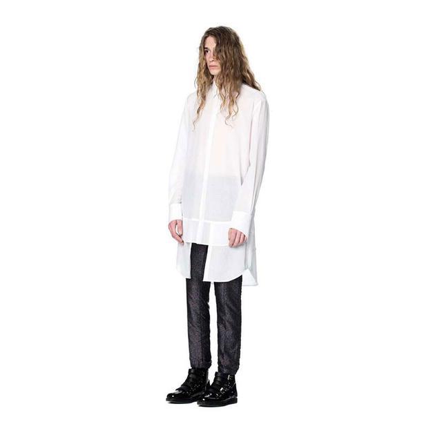 STRATEAS.CARLUCCI Veil Shirt Long Sleeve