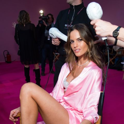 All the Backstage Details From the Victoria's Secret Fashion Show