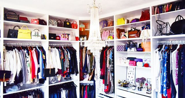 Wardrobe detoxes are for life, not just for Christmas, you know. It's something that should be considered at least once a year, but there are certain actions you'll start to naturally...