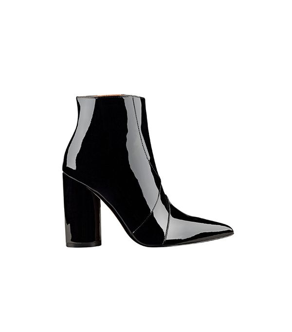 Sigerson Morrison Knox Heeled Bootie