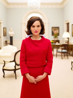 The Style Lesson Natalie Portman Learned by Playing Jackie Kennedy
