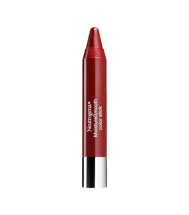 Neutrogena Moisture Smooth Lipstick in Classic Red