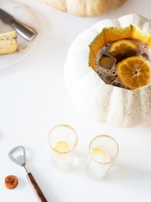 The Only 2 Halloween Cocktails You Need to Serve