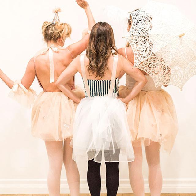 Lauren Conrad's Group Halloween Costume Is So On Trend