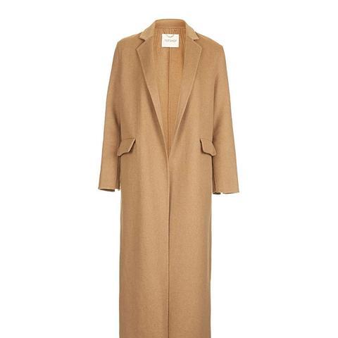 Wool Slouch Coat