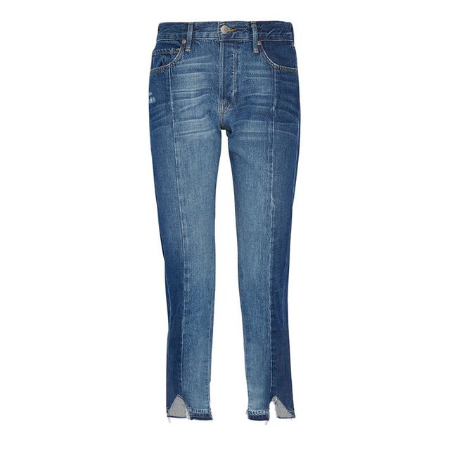 Frame Denim Le Original Mix Boyfriend Jeans