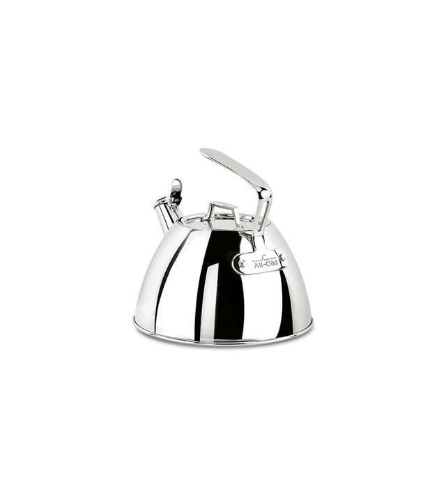Williams-Sonoma All-Clad Stainless Steel Tea Kettle