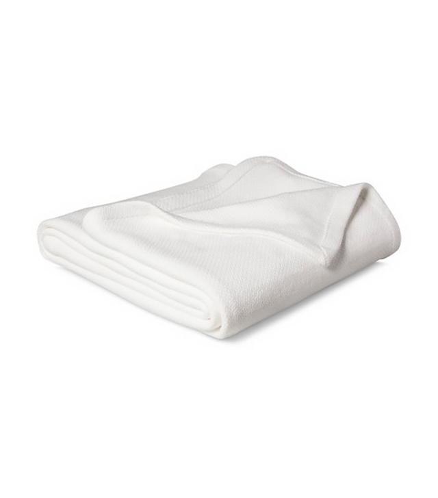 Target Solid Cotton Blanket