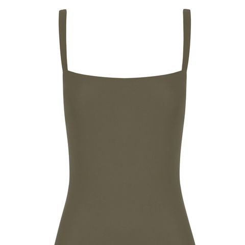 Square Maillot One Piece