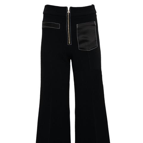 Whiteley Wide Leg Crop Pant