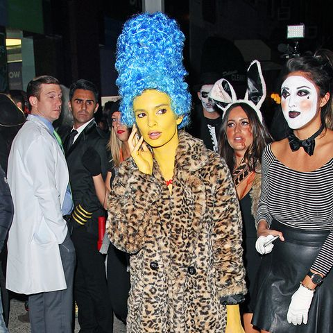 The Most Spot-On Celebrity Halloween Costumes | WhoWhatWear