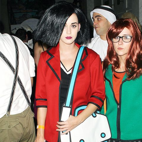 katy perry halloween costume - Celeb Halloween Costume