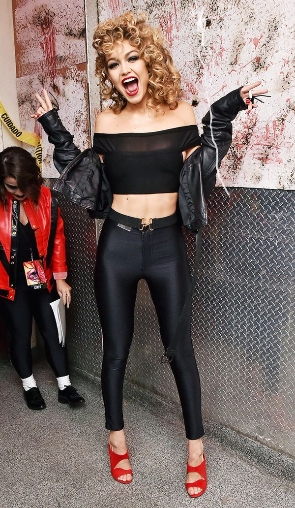 Gigi Hadid Sandy from Grease