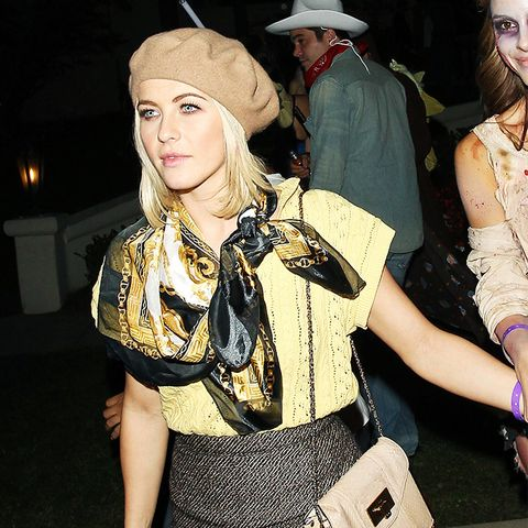 Julianne Hough Halloween Costume