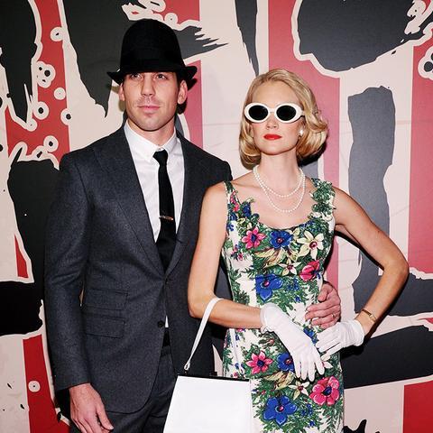 Sean Clayton and Lindsay EllingsonHalloween Costume