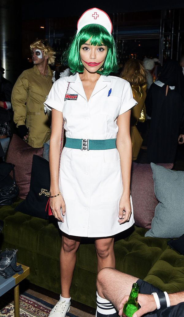 Ashley Madekwe Halloween Costume