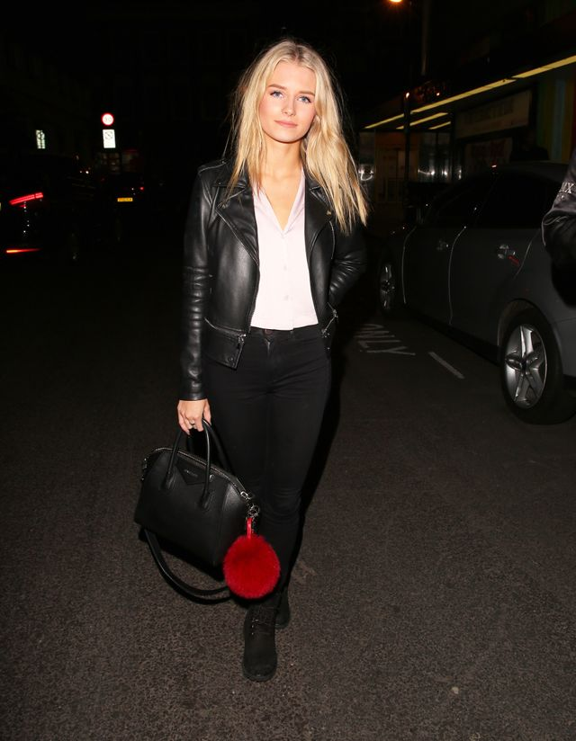 Lottie Moss London Style October 2016