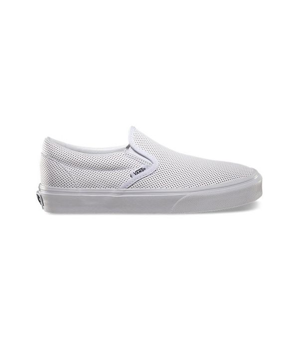 Vans Perf Leather Classic Slip-On Sneaker