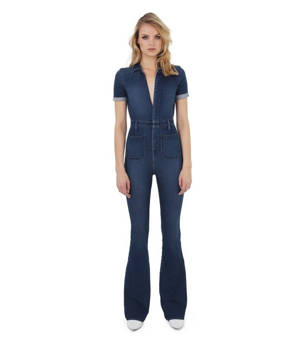 Second Skin Overalls The Jumpsuit