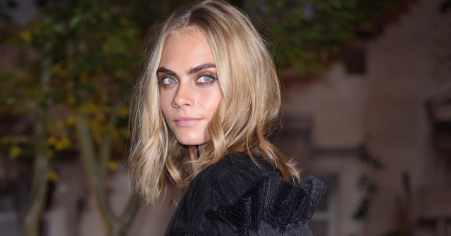 Something Typical About Cara Delevingne