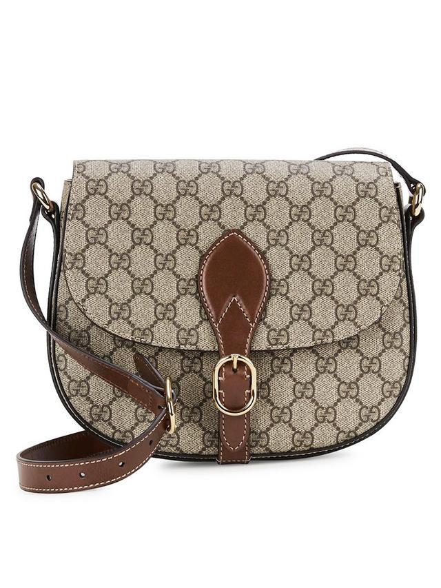 Gucci Linea A GG Small Shoulder Bag