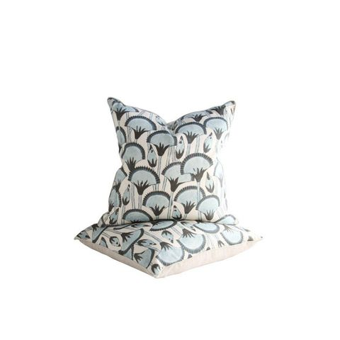 Palm Fronde Pillows