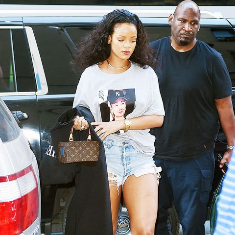 The Bag Rihanna Is Obviously Obsessed With