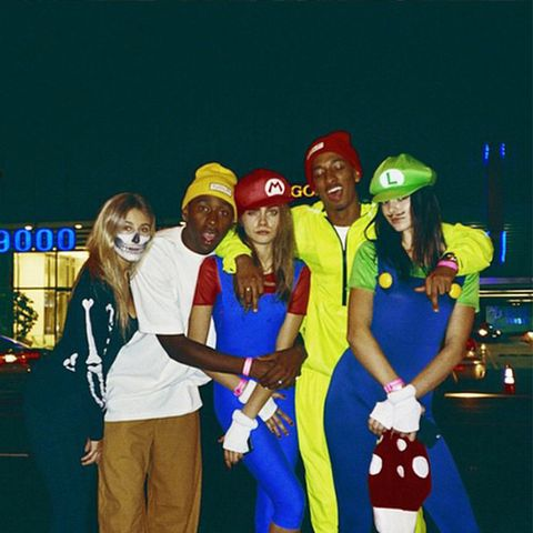 You Have to See Kendall Jenner's Throwback Halloween Photos