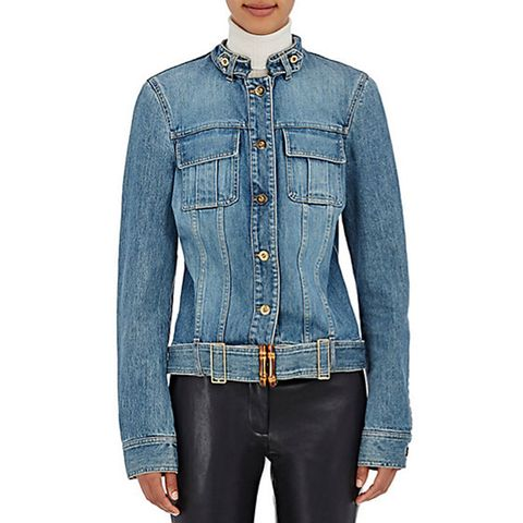Gucci Early 2000s Denim Jacket