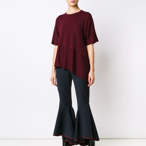 Hysteria Flared Trousers