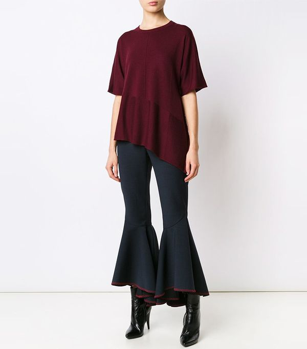 Ellery Hysteria Flared Trousers