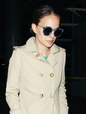 Natalie Portman Has the Chicest Maternity Looks Ever
