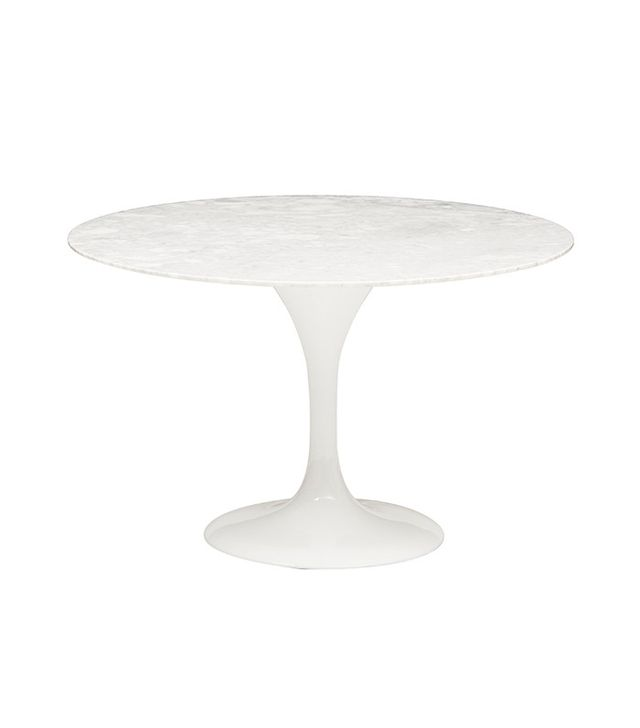 Cal Marble Round Dining Table
