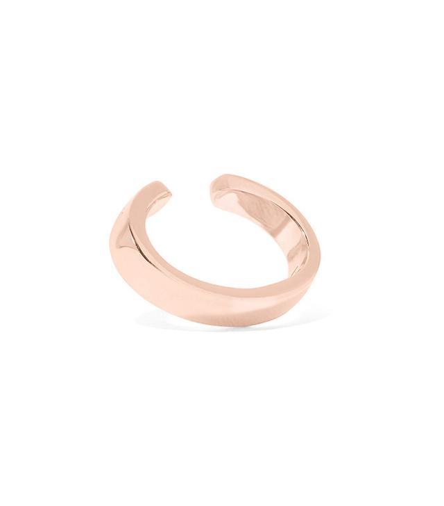 Anita Ko 18-Karat Rose Gold Ear Cuff