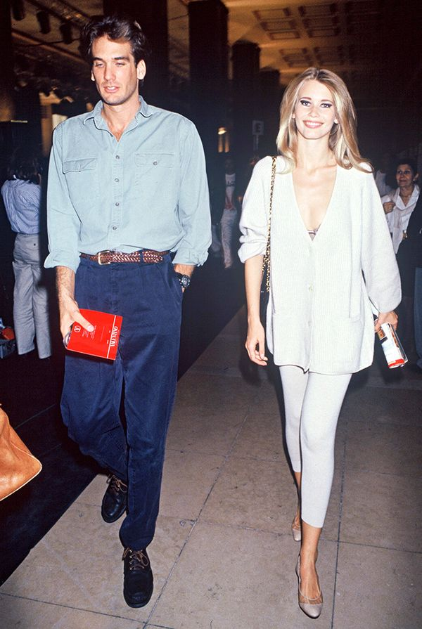 Here's What Model-Off-Duty Style Looked Like in the '90s ...