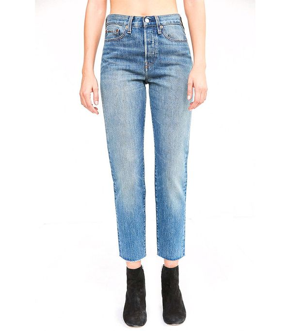 Levi's Wedgie High-Rise Jeans
