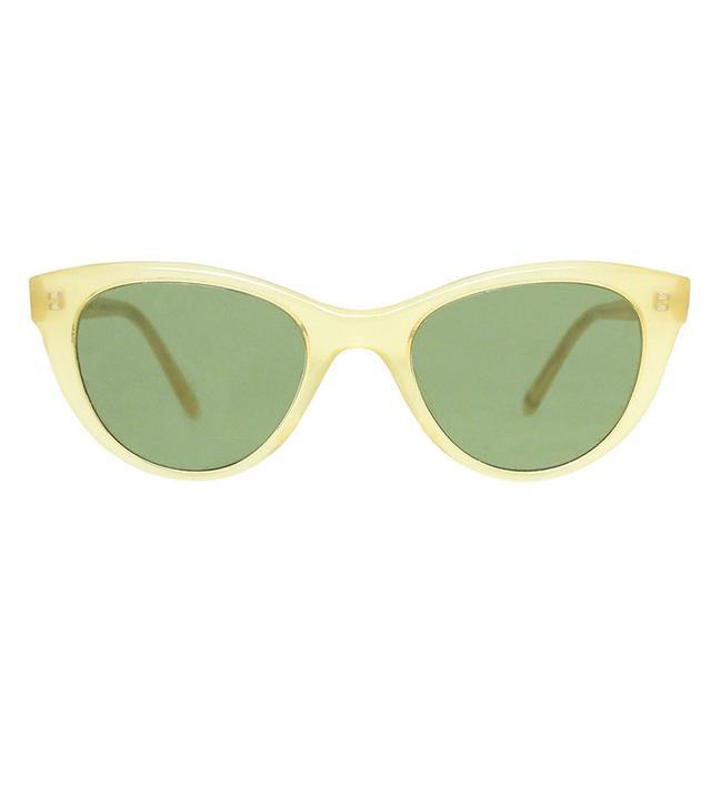 Garrett Leight x Clare V. Sunglasses