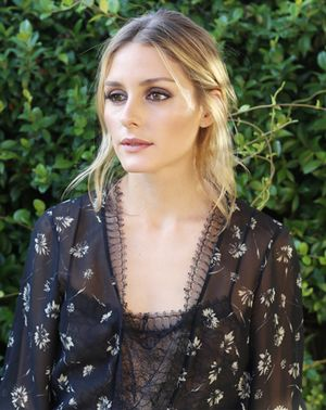 This Olivia Palermo Hair Tutorial Will Be Everywhere Before You Know It