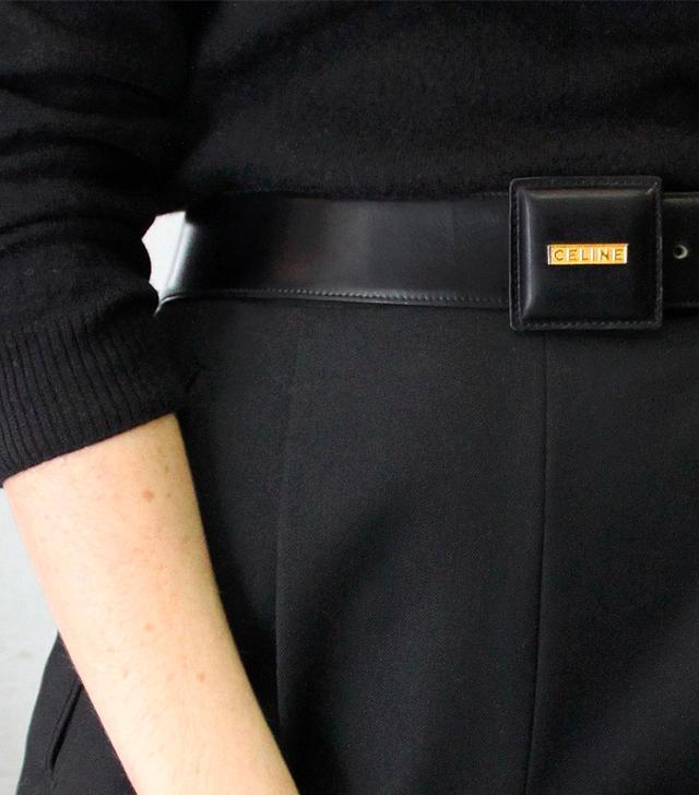 Vintage Céline Belt