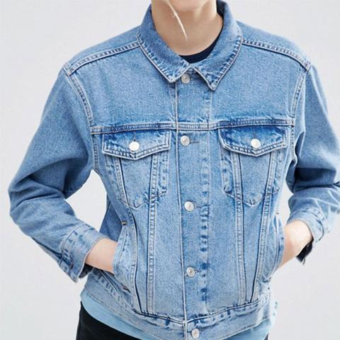 Denim Western Jacket