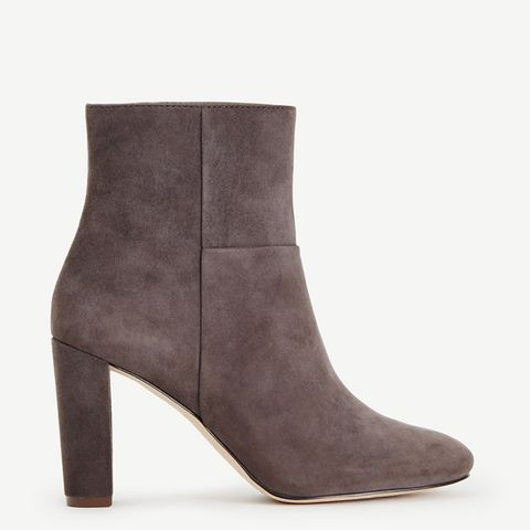 Tallulah Suede Booties