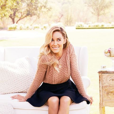 "Lauren Conrad Reveals ""The Only Heels I Will Wear All Day Long"""