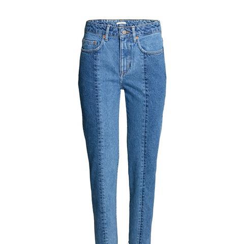 Slim Regular Ankle Jeans