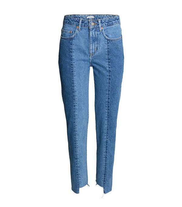 H&M Slim Regular Ankle Jeans