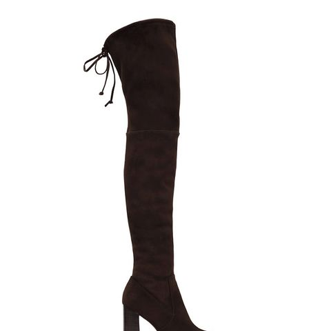 Mina Stretch Thigh Boots