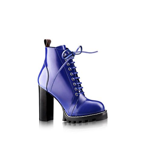 Star Trail Ankle Boots