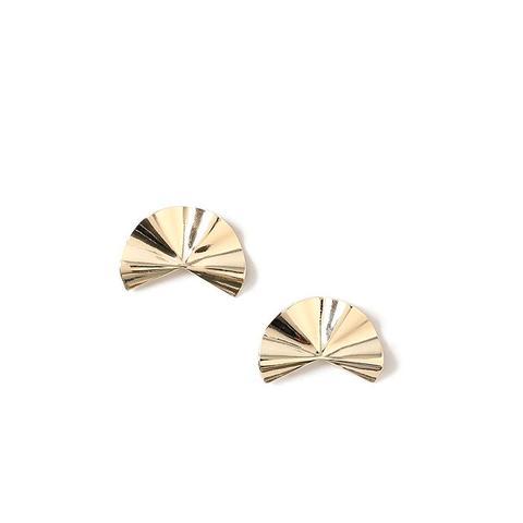 Fan Shape Earrings